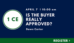 Is the Buyer Really Approved?