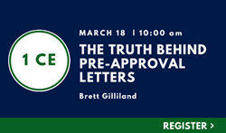 The Truth Behind Pre-Approval Letters