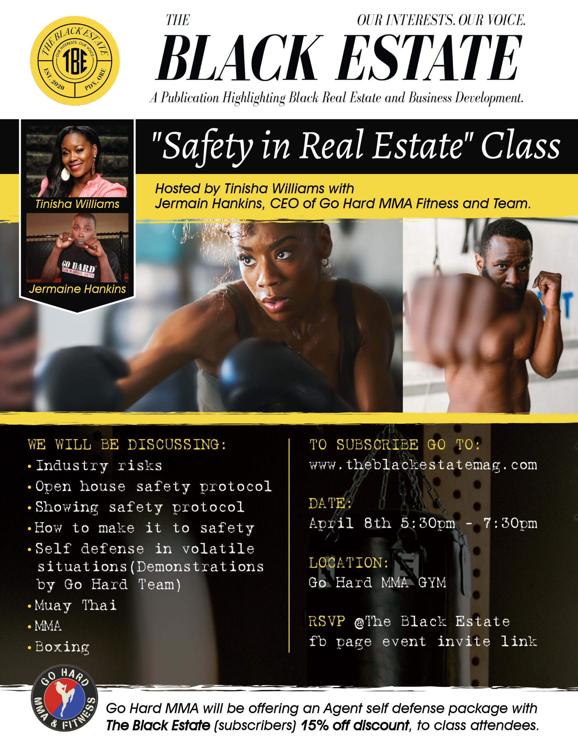 Safety in Real Estate Class