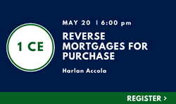 Reverse Mortgages for Purchase