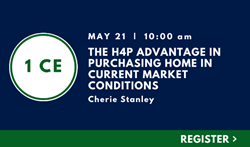 The H4P Advantage in Purchasing Homes in Current Market Conditions