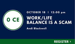 Work/Life Balance is a Scam